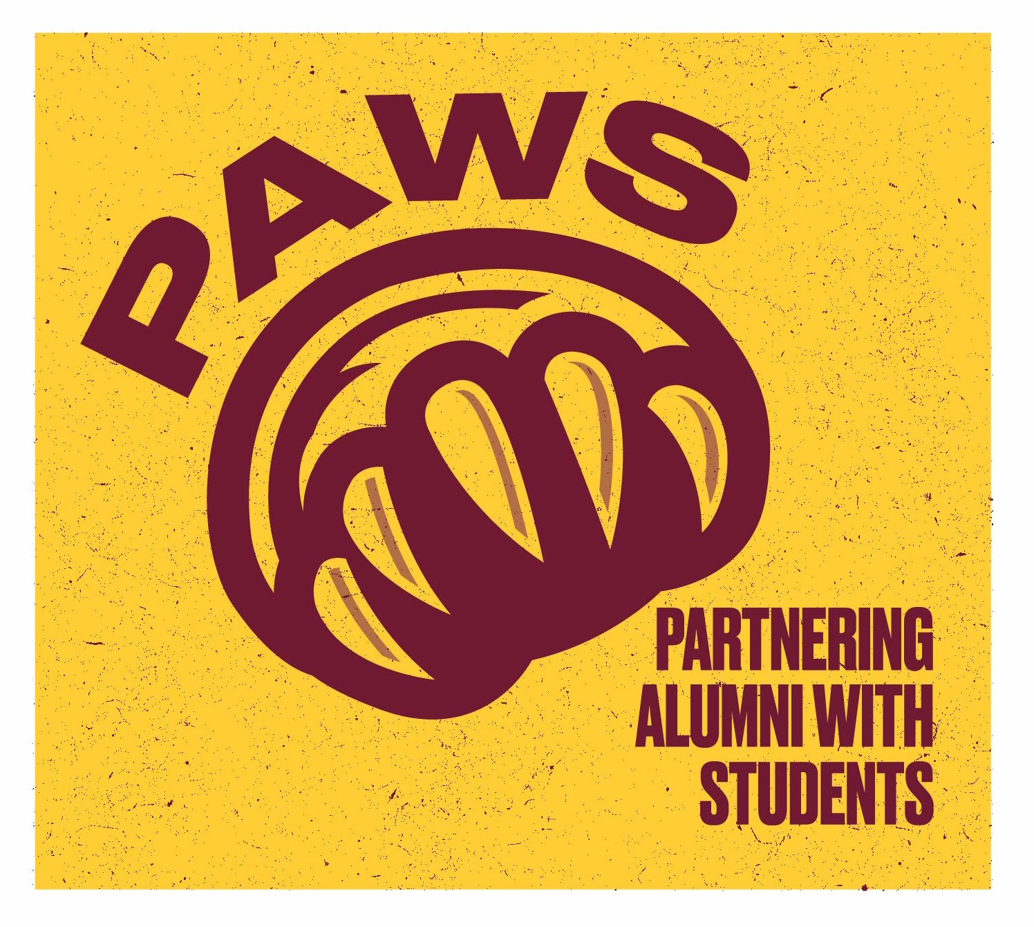 PAWS partnering alumni with students